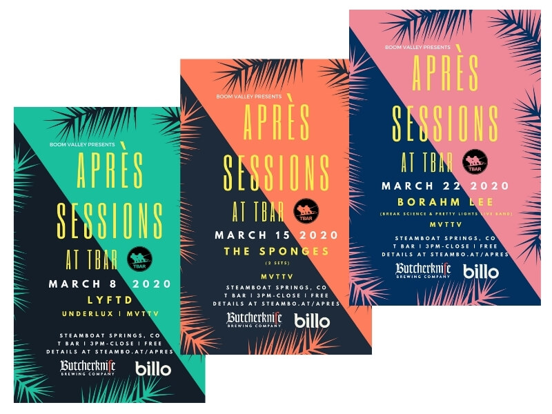 Apres Sessions 2020 Posters