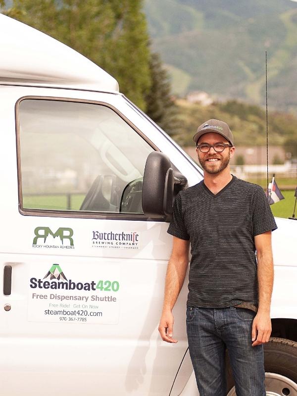 Steamboat420 Dispensary Shuttle